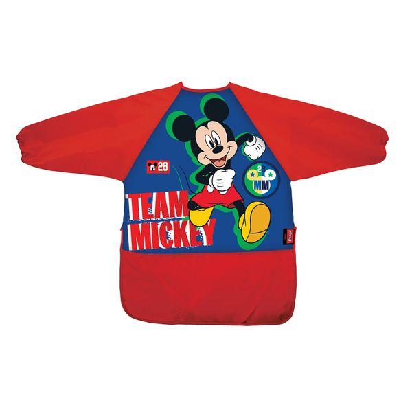 Delantal-con-Mangas-Mickey