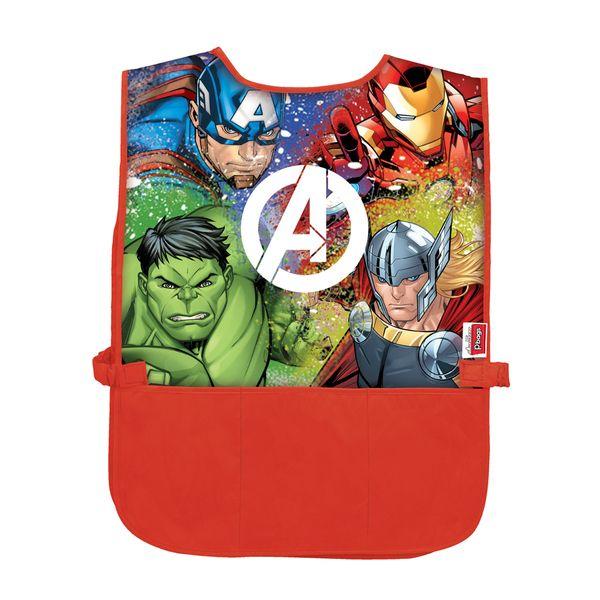 Delantal-sin-Mangas-Avengers