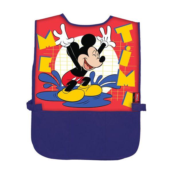 Delantal-sin-Mangas-Mickey
