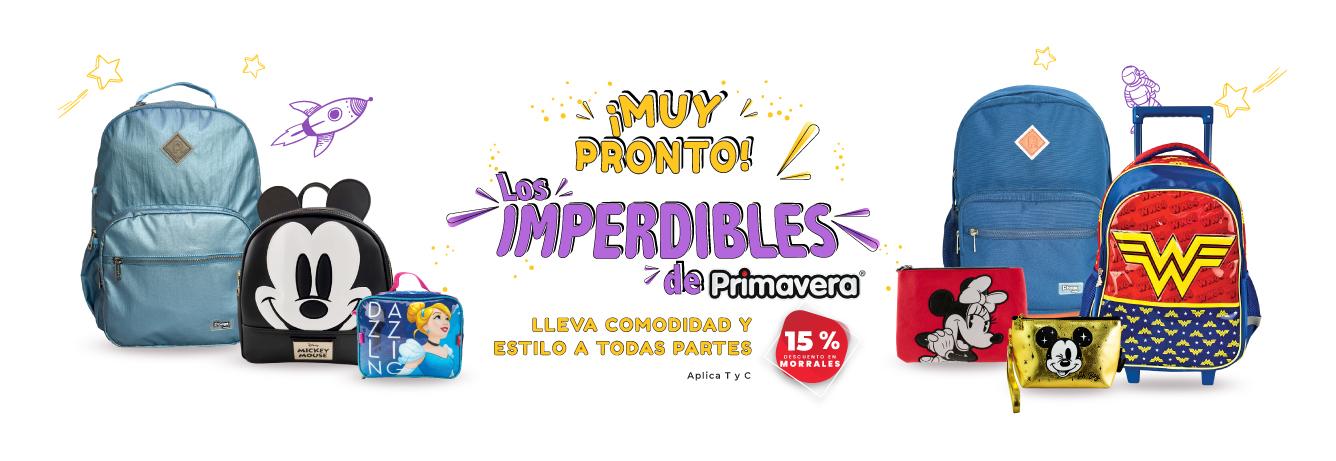 Imperdibles Mayo