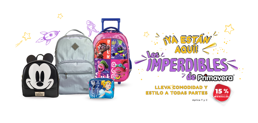 Imperdibles Mayo - Mobile