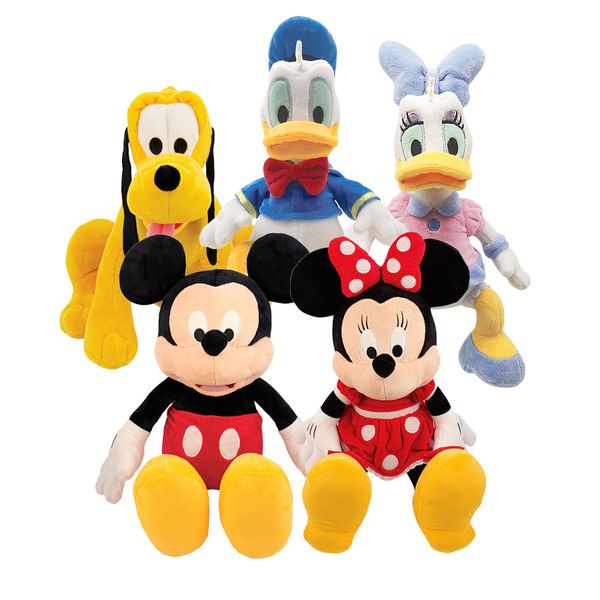 Peluches-Mickey-and-Friends