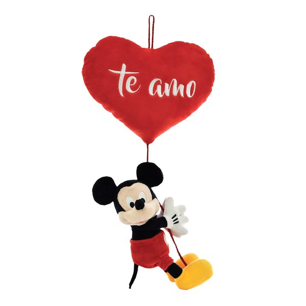 Peluche-Mickey-Colgando-Corazon