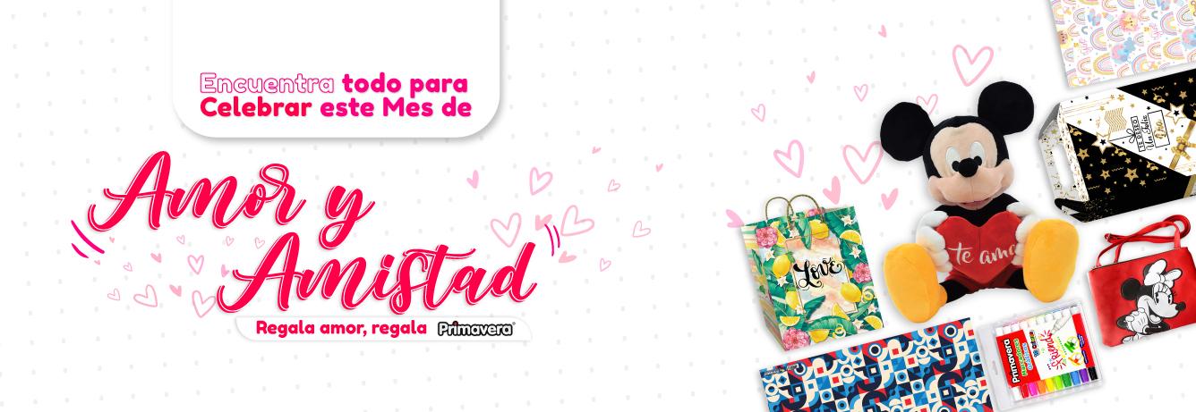 Banner Amor y Amistad
