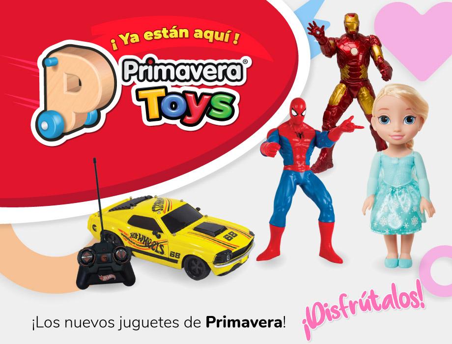 Primavera Toys - Mobile
