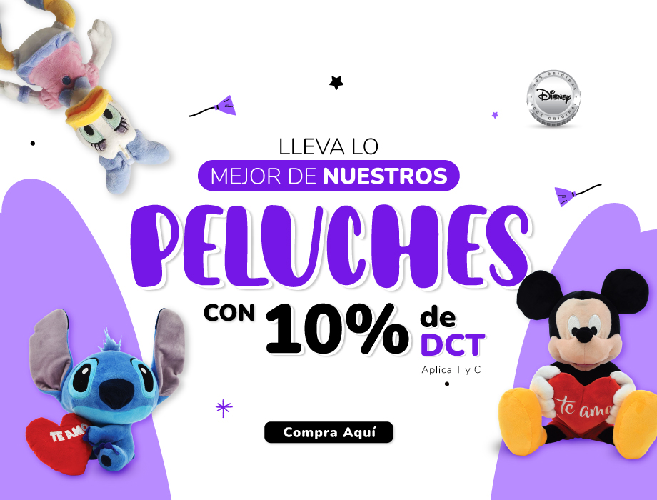 Peluches - Mobile