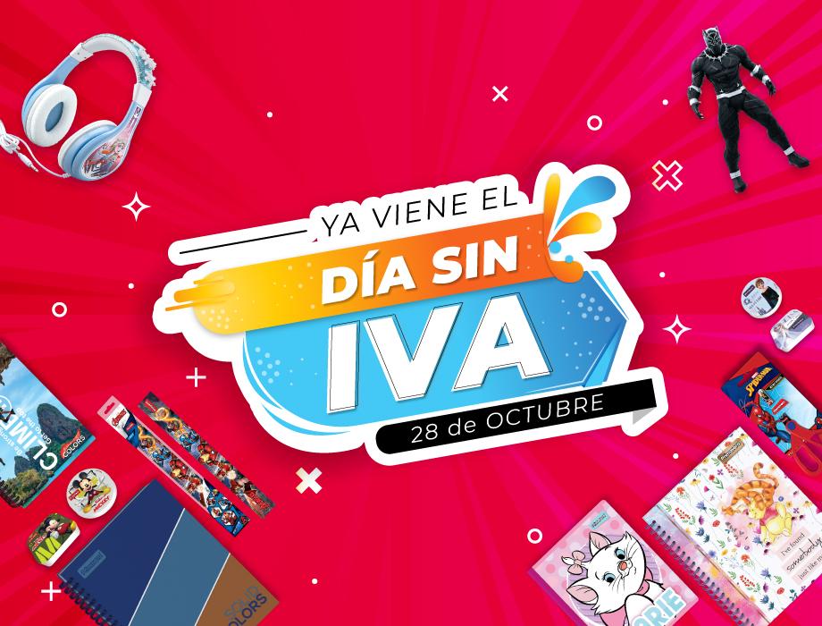 Día sin IVA - Mobile
